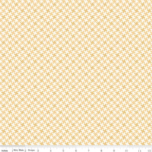 Farm Girl Vintage Houndstooth Honey