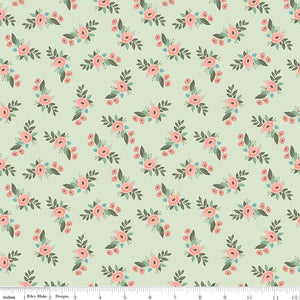 Bliss Floral Mint