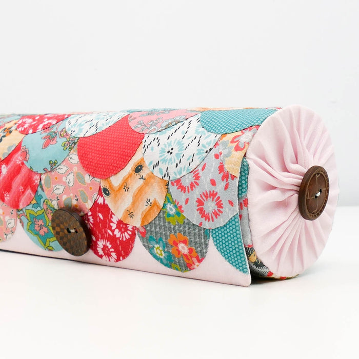 Clamshell Sewing Keep Kit - Floral Hues