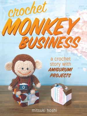 Crochet Monkey Business Book