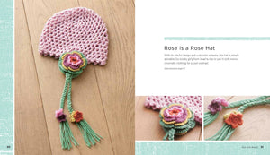 Crochet with Color Book