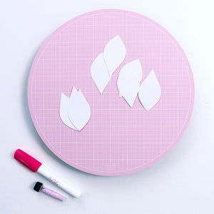 Sue Daley Rotating Cutting Mat Styled