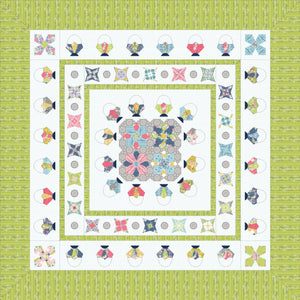 Daisy Baskets quilt pattern