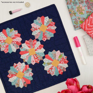 Daisy Chain Mini Quilt