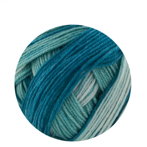 Fiddlesticks Superb 88 Variegated Yarn-Earth