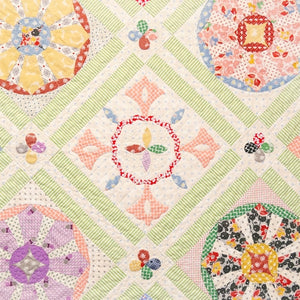 Sue Daley Evergreen Quilt