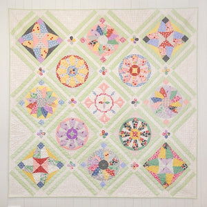 Sue Daley Evergreen Quilt image