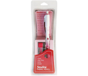 Sewline Fabric Pencil-Pink