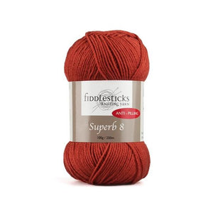 Fiddlesticks Superb 8 Yarn