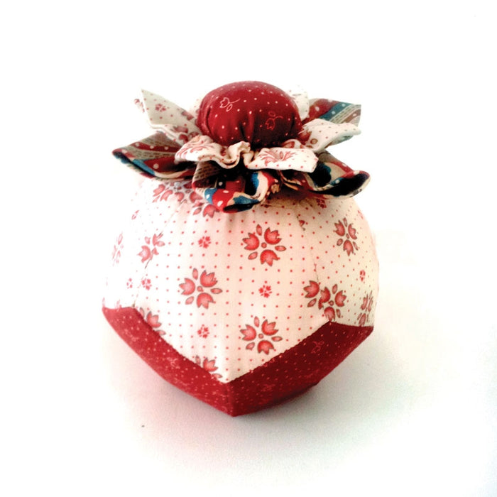 Floral Delights Pincushion