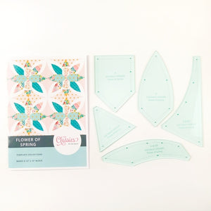 Flower of Spring Classics Template Set