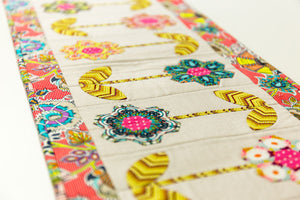 Flower Patch Table Runner