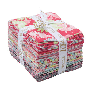Paper Daisies Fat Quarter Bundle 21pc