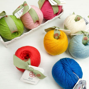 KPC organic cotton yarn