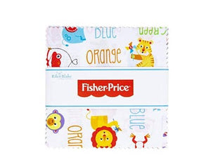 Fisher Price 5 Inch Stacker - 42 Pcs