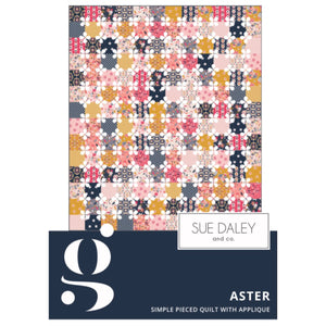 Aster Quilt Pattern