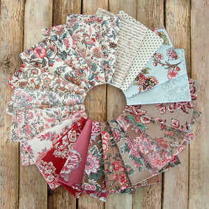 Jane Austen Fat Quarter Bundle - PREORDER, COMING SEPT