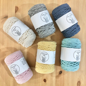 Pouf Rope Yarn