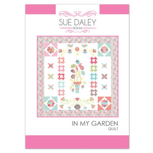 In my Garden Quilt Fabric Kit
