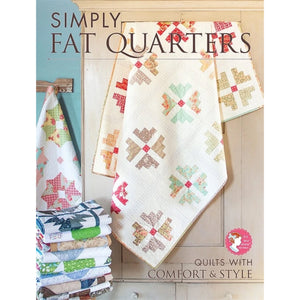 Simply Fat Quarters Book