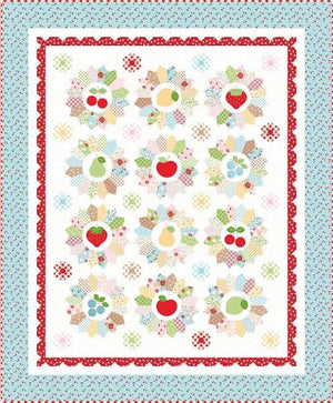Lori Holt Fruit Salad Templates