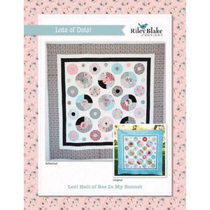 Abbie's Lots of Dots Quilt Kit