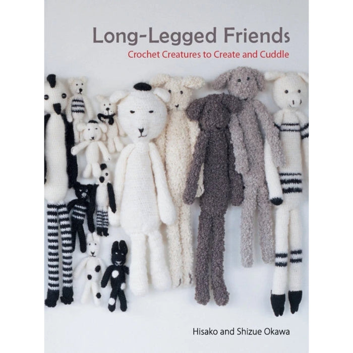 Long Legged Friends Book