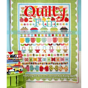 Quilty Fun Book