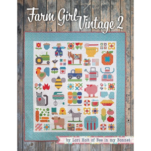 Farm Girl Vintage 2 Book