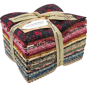 Evandale Fat Quarter Bundle - 21 Pcs