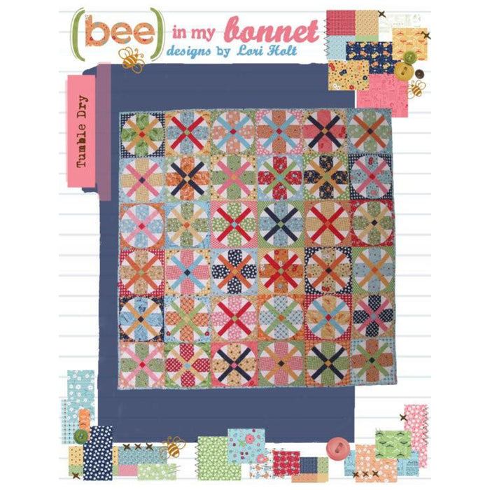 Tumble Dry Pattern by Lori Holt