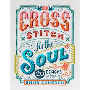 Cross Stitch for the Soul Book