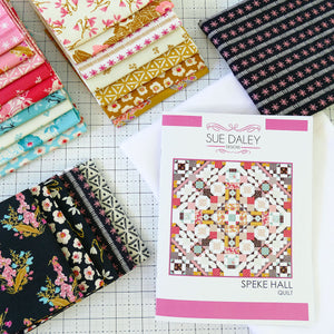 Speke Hall Fabric Kit