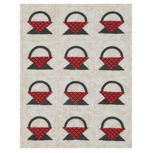 Iddy Biddy Baskets Little Things Wall Hanging