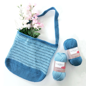 Crochet Market Bag Kit
