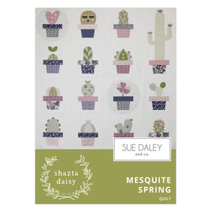 Mesquite Spring Fabric Quilt Kit