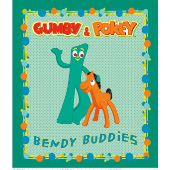 Gumby Panel Green