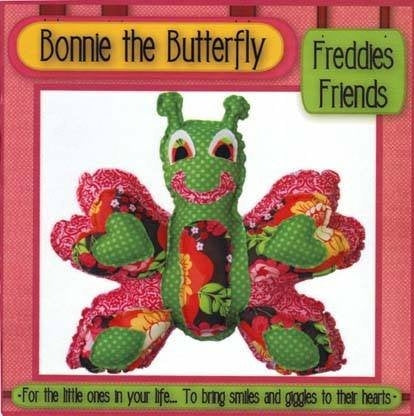 Bonnie the Butterfly