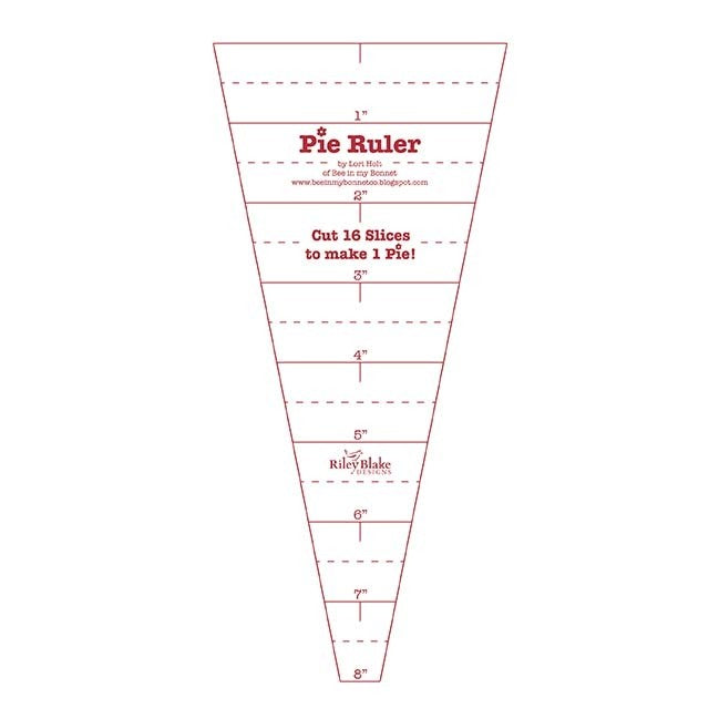 Lori Holt Pie Ruler