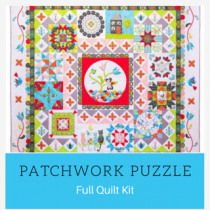 Patchwork Puzzle Full Kit