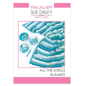 All The Shells Blanket Pattern
