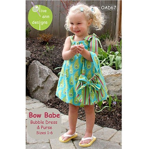 Bow Babe Pattern