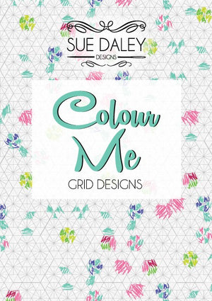 Colour Me Grid Designs Booklet