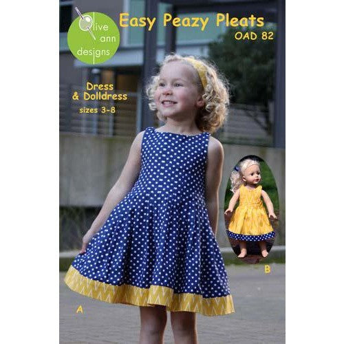 Easy Peazy Pleats