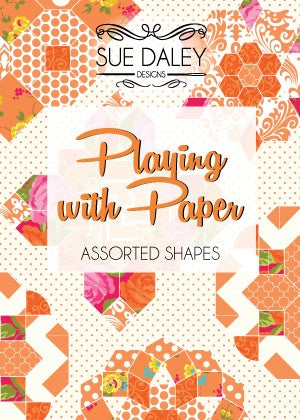Playing With Paper Ideas Booklet - Assorted Shapes