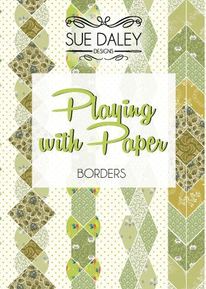 Playing With Paper Booklet - Borders