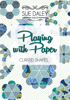 Playing With Paper Booklet - Curved Shapes