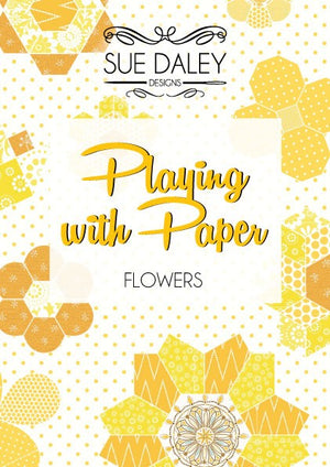 Playing With Paper Booklet - Flowers