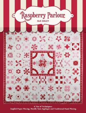 Raspberry Parlour Book with P&T Pack