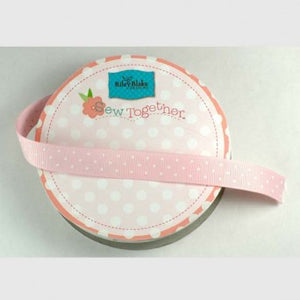 "5/8"" Mini Dots Ribbon - Various Colours"